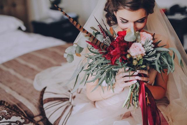 Как дарить цветы? Этикет