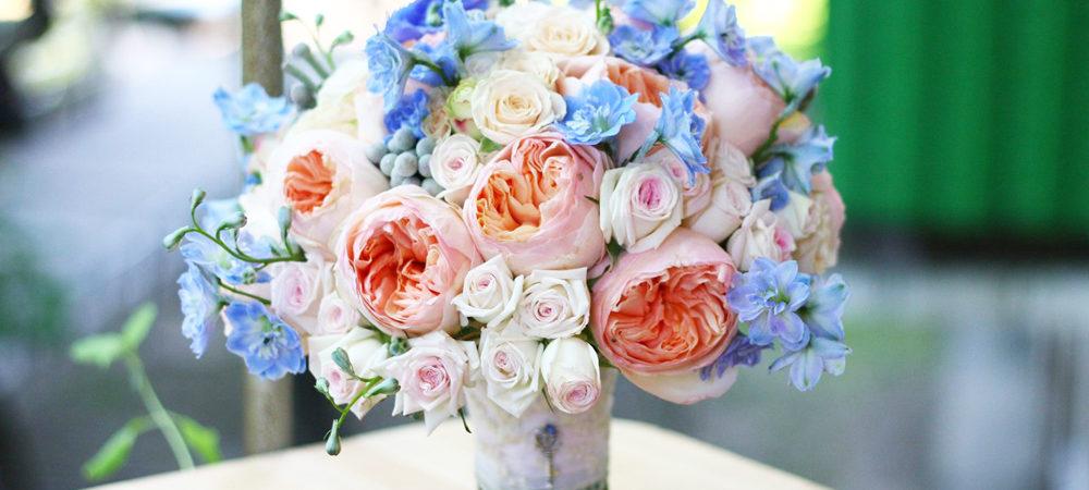 Доставка цветов на заказ от свадебного агентства «Шантэль»